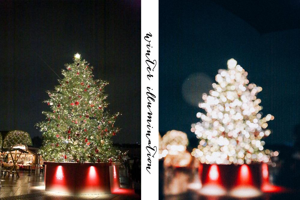 日本|2018東京聖誕節跨年去哪兒?汐留、六本木、惠比壽、迪士尼浪漫絕美點燈