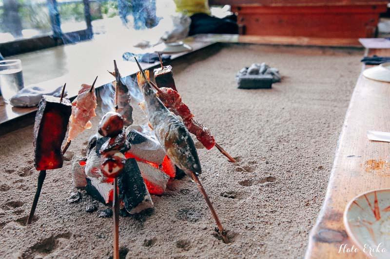 日本北九州熊本|阿蘇鄉土料理-高森田樂保存會 隱身在深山中的鄉土料理
