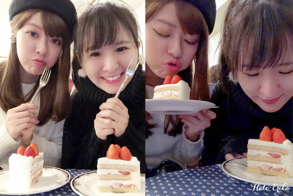 日本巢鴨甜點|日本第一FRENCH POUND HOUSE草莓蛋糕 絕對要朝聖的超高人氣名店