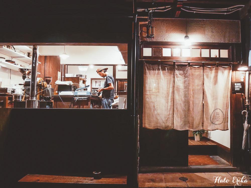 九州熊本咖啡廳推薦|gluck coffee spot 文青必來的巷弄個性手沖咖啡廳
