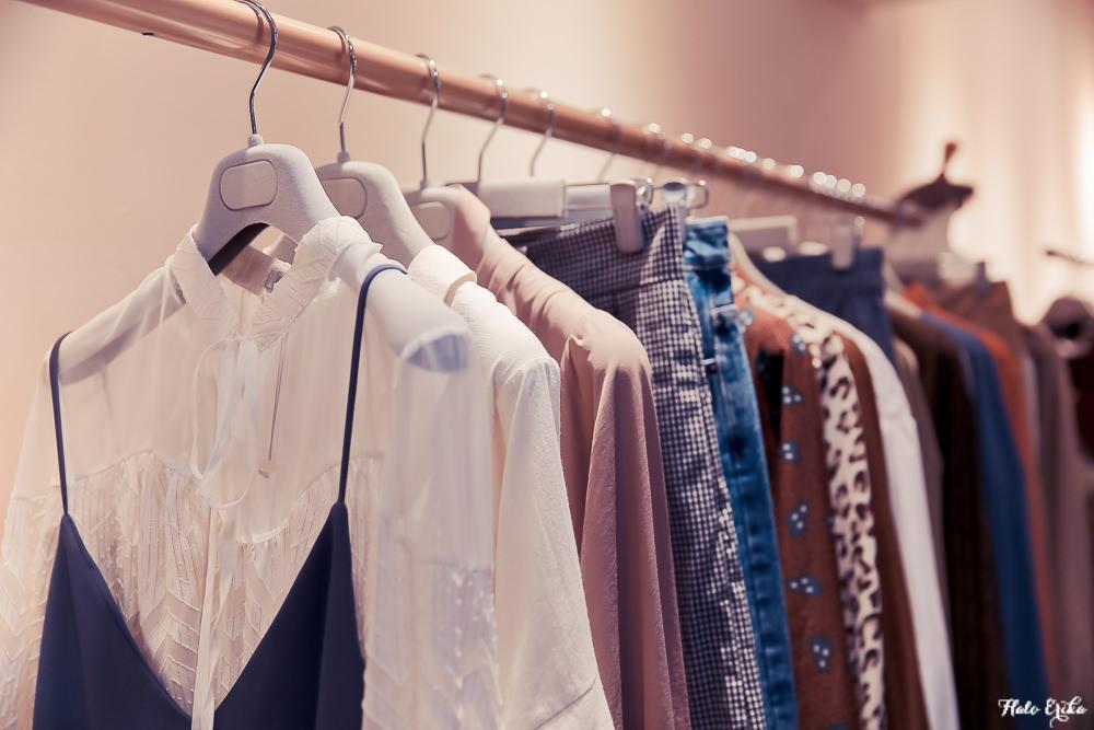 【網拍推薦】秋天穿搭 優雅復古的都會女性 台北東區SOPHIA WANG選物店