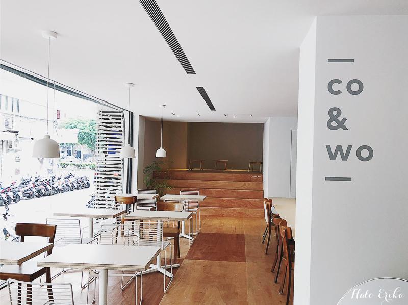 咖啡廳|台北民生社區 coffee&work 讓你有個安靜舒適的會員制咖啡廳