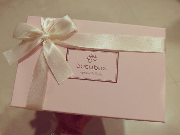 體驗 Butybox 4月美妝體驗盒 每個月的小確幸♥