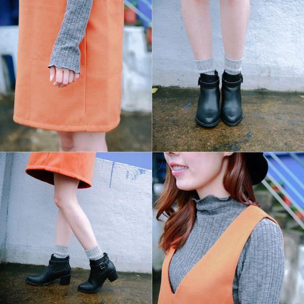 穿搭|冬日潮流LOOK 平價訂製的FM時尚美鞋♥ 可愛x個性風 兩款百搭秋冬美靴mix六套穿搭