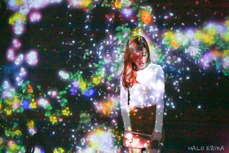 展覽 超美超適合拍照的華山互動展 TeamLab: 舞動!藝術展 & 學習!未來の遊園地