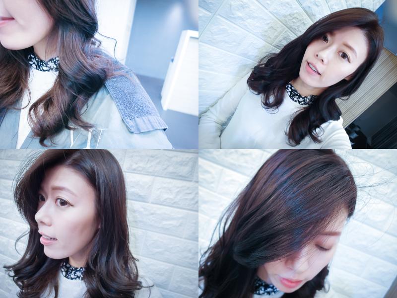 士林天母髮型|VIF Hair Salon 襯膚色的質感暖春巧克力色染髮 布丁頭byebye summer設計師(下)